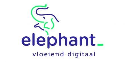 Logo digitaal bureau Elephant